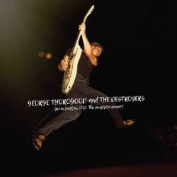 George Thorogood - Live In Boston 1982 (Deluxe 4LP) - Live album, recorded in Boston 1982 - the complete show for the first time.  On red marbled vinyl. <br> (RSD117)