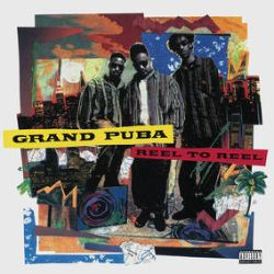 Grand Puba - Reel to Reel (2LP) - Debut from Brand Nubian's Puba, first time back on vinyl in over 15 years. Original artwork, remastered. <br> (RSD049)