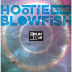 """Hootie & The Blowfish - Losing My Religion/Turn It Up Remix (7"""") - REM cover, with a remix of Turn It Up on the B-side. Iridescent clear vinyl. <br> (RSD058)"""