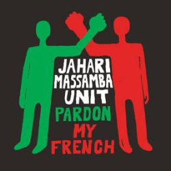 """Jahari Massamba Unit - Pardon My French (LP) - """"Madlib's new jazz project finds him in all the seats except drums, where Karriem Riggins drives the bus. The sound is Spiritual Jazz. On colored vinyl. <br> (RSD062)"""