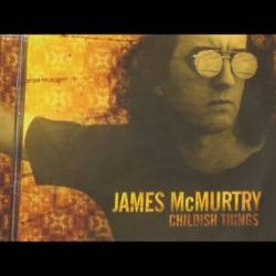 """James McMurtry - Childish Things (2LP) - First time vinyl for this heartland songwriter who Stephen King called the """"...truest, fiercest songwriter of his generation."""" <br> (RSD085)"""