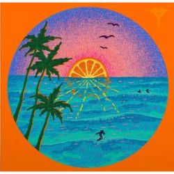 Various Artists - Jazz Dispensary: Orange Sunset (LP) - The latest collection of rare grooves and soulful Jazz from the Craft vaults.  180-gram colored vinyl. <br> (RSD125)