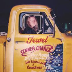 Jewel - Live At The Inner Change (2LP) - Live show from Jewel's coffee house days, with replica flyer to the original show. <br> (RSD066)