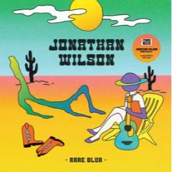 """Jonathan Wilson - Rare Blur (12"""") - Rare & unreleased recordings, includes the cover of Graham Nash's """"And So It Goes"""" featuring Dawes. <br> (RSD135)"""
