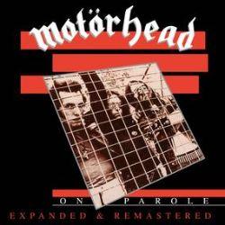 Motörhead - On Parole (CD) - Expanded & remastered CD <br> (RSD089)