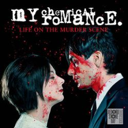 My Chemical Romance - Live On The Murder Scene (LP) - First time on vinyl for these live tracks from MTV2 2$Bill Show. Clear with Red splatter vinyl. <br> (RSD091)