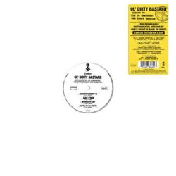 """Ol' Dirty Bastard - Return to the 36 Chambers: The Dirty Version  (2LP + 7"""") - Originally a rare promo, this '94 instrumental version of ODB's debut now includes a bonus 7"""" single with new stripped versions of """"Brooklyn Zoo"""" and """"Shimmy Shimmy Ya"""" <br> (RSD095)"""