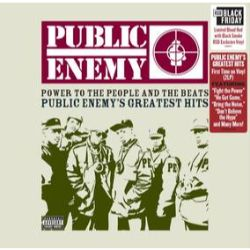 Public Enemy - Power To The People & the Beats (Greatest Hits) (2LP) - First time US vinyl pressing. Continue to fight the power. <br> (RSD101)