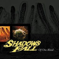 """Shadows Fall - Of One Blood (12"""") - First US  press of the breakthrough album, newly  remixed and remastered, on blood red vinyl. <br> (RSD108)"""