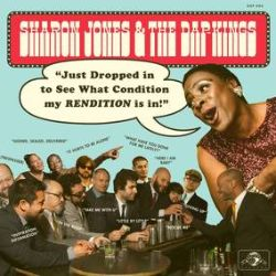 Sharon Jones & The Dap Kings - Just Dropped In (LP) - Covers albums, made up of commissioned tracks for films, TV, tribute albums, samples, and just because they felt right. <br> (RSD069)