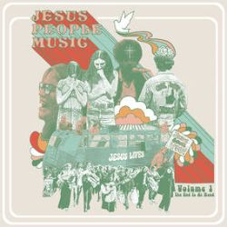 Various Artists - End Is At Hand: Jesus People Music  (Vol. 1) (LP) - Super-obscure outsider psychedelic guitar and folk music from the 60s and 70s. <br> (RSD122)