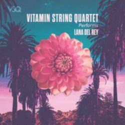Vitamin String Quartet - VSQ Performs Lana Del Rey (LP) - Pink vinyl for the string quartet set.  <br> (RSD095)