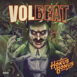 Volbeat - Hokus Bonus (LP) - Compilation of  bonus tracks from previous Volbeat albums. This is the first time these bonus tracks have been on vinyl in the US! <br> (RSD129)
