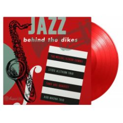 Various Artists - Behind The Dikes, Vol. 1 (LP) - Red 180 Gram Audiophile Vinyl, part 1 of 3, limited/numbered to 500. (RSD124)