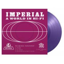 """Peter Koelewijn & Zijn Rockets - Kom Van Dat Dak Af (10"""") - Purple Vinyl, limited/numbered to 350 <br> (RSD075)"""