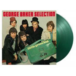 George Baker Selection - Little Green Bag (LP) - 70s Dutch pop, 50th Anniversary press. Translucent Green 180g vinyl.  <br> (RSD004)