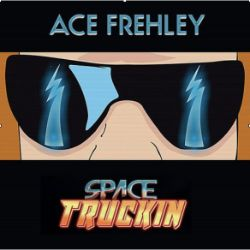 """Ace Frehley - Space Truckin' (12"""") - Picture Disc <br> (RSD046)"""