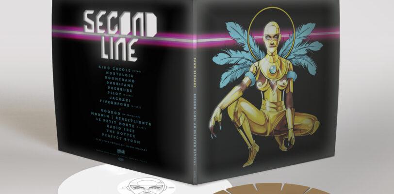 Dawn Richard Second Line! LP