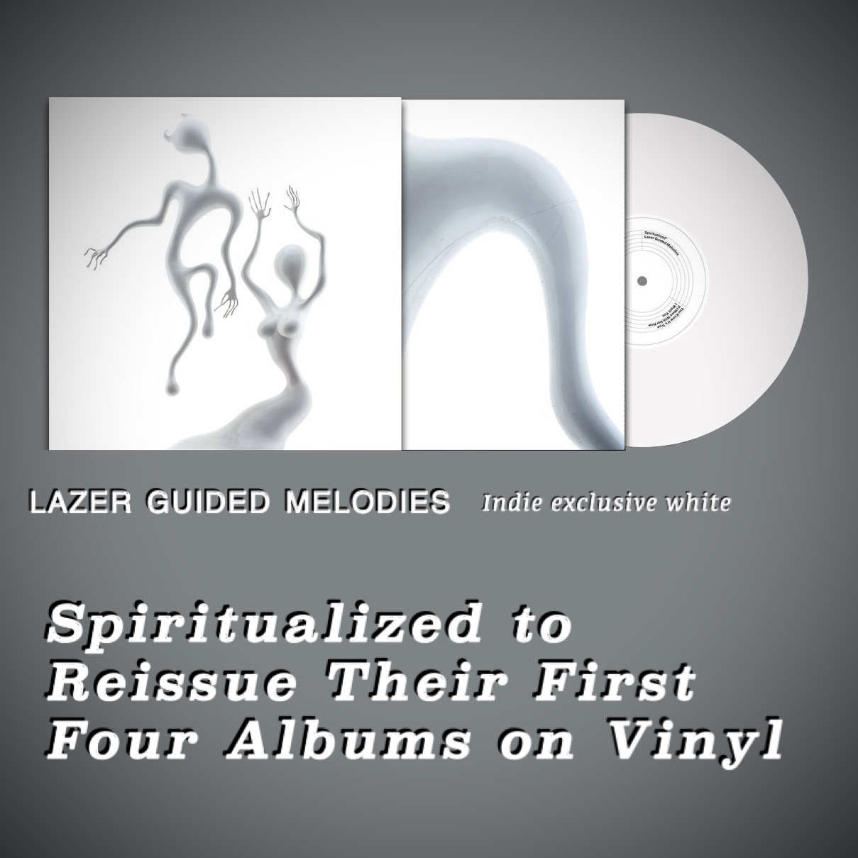Spiritualized Preorder for Lazer Guided Melodies