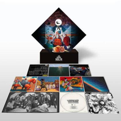 Mars Volta 18 LP Box Set La Realidad De Los Sueños