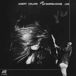 Albert Collins with the Barrelhouse - Live (2LP) - Barrelhouse invited Albert Collins to join them for a TV show and it became his first appearance on national TV outside of the US. He returned to the Netherlands later that year for a short tour and the recording of this 1978 live album.  Contains the extra track 'Things I Used To Do'. First Time on vinyl, 180g (transparent red / solid white / black). 1500 copies worldwide. (RSD235)