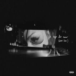 """Ariana Grande - k bye for now (swt live)  (3LP) - Live album of performances from Ariana Grande's 2019 Sweetener tour including the global hit songs, """"7 rings,"""" """"thank u, next"""" and more! (RSD274)"""