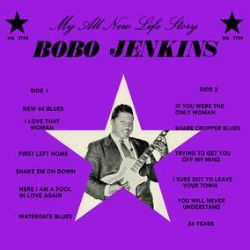 Bobo Jenkins - My All New Life Story (LP) - This 12 song LP compiles his 1970s output of incredibly raw and stripped-down blues. The tracks included were recorded using a revolving door of Detroit musicians during late night/all night sessions in Bobo's makeshift Detroit recording studio and record shop and were originally released on his own Big Star Records. Purple Splatter, 1500 copies. (RSD298)