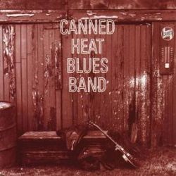 Canned Heat - Canned Heat Blues Band(LP) - First time ever on vinyl - Canned Heat's 1997 super rare Canned Heat Blues Band album. Featuring the original band's Fito de la Parra, Henry Vestine, Larry Taylor plus Junior Watson and Robert Lucas. Tried and true blue renditions from the pens of Elmore James, Sonny Boy Williamson, Alan Wilson of Canned Heat, plus newer originals from the band. Translucent Gold Vinyl. (RSD228)