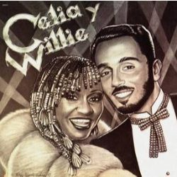 """Celia Cruz/Willie Colon- Celia y Willie (LP) - 40th anniversary reissue of the Fania classic from Celia Cruz and Willie Colón featuring hits, """"Dos Jueyes"""" and """"Yo Lo Puedes Decir."""" ALL-ANALOG mastering from the original tapes by Kevin Gray at Cohearent Audio and pressed on 180-gram vinyl at RTI. (RSD239)"""