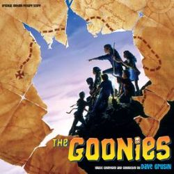 Dave Grusin - The Goonies (Original Motion Picture Score)  (LP Pic Disc) - In celebration of the film's 35th anniversary, this first ever picture disc for the iconic score features the album cover on side A and the infamous One-Eyed Willie on side B. (RSD279)