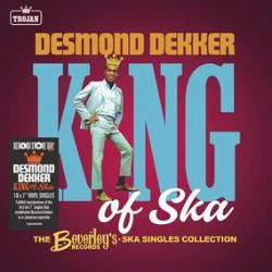 """Desmond Dekker - King of Ska: The Early Singles Collection, 1963 - 1966  (7"""" Box Set) - A 10 x 7"""" box set of his ska singles (1963 to 1966) – to celebrate his 80th birthday in 2021. (RSD243)"""