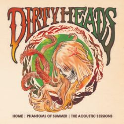 Dirty Heads - Home: Phantoms of Summer (LP) - Third studio album released in 2003 and their first collection of acoustic renditions of fan-favorites. After being out of print on vinyl for many years, and with strong demand from the band's passionate fan-base, the album will be available exclusively for Record Store Day on limited edition natural colored vinyl. (RSD246)