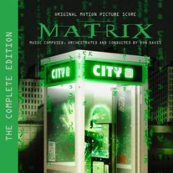 Don Davis - The Matrix Complete Edition (3LP) - Glitter-infused green vinyl, expanded to 44 tracks in a stunning new art design sleeve. Includes film stills &  an interview with Don Davis. (RSD386)
