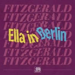 """Ella Fitzgerald - Original Grooves: Ella in Berlin (12"""") - Original Grooves showcases the vinyl cutting technique known as """"parallel grooves"""", where grooves are cut side-by-side instead of one after another, allowing for a different aural experience depending on where the needle is dropped. Features live versions of Mack the Knife and Summertime from the legendary 1960 Berlin performance, with the 1962 """"Lost Berlin Tapes"""" versions """"hidden"""" on the neighboring grooves. (RSD262)"""
