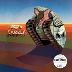 """Emerson, Lake & Palmer - Tarkus (12"""" Pic Disc) - Limited edition, 50th anniversary, picture disc. Die-cut sleeve with original album artwork replicated. Mastered from 2012 HD remaster by Andy Pearce and Matt Wortham. (RSD256)"""