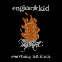 """Engine Kid - Everything Left Inside (6LP) - Every recording from Engine Kid featuring Greg Anderson (sunn O))), Thors Hammer, Goatsnake, Southern Lord). Remastered and unreleased/unheard recordings. Printed at Stoughton printing with gatefold jackets and foil stamped embossed box. Extensive 12 page booklet. 2"""" metal/chrome enamel pin. (RSD257)"""