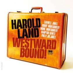 Howard Land - Westward Bound!  (2LP) - Contains previously unissued live recordings from The Penthouse in Seattle from 1962, 1964 and 1965 with stellar musicians including Hampton Hawes, Carmell Jones, Buddy Montgomery and Philly Joe Jones. Hand-numbered, 180-gram 2-LP  with an extensive booklet with rare photos, interviews and essays. (RSD311)