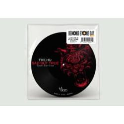 """The HU - Sad But True & Wolf Totem  (7"""" Pic Disc) - Cover of Metallica's """"Sad But True"""" and their top 10 radio single """"Wolf Totem f/Jacoby Shaddix"""". This is exclusive and limited to Record Store Day. (RSD290)"""