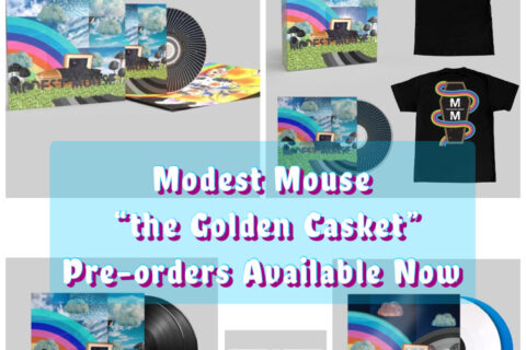 Modest Mouse - The Golden Casket - Pre-Order Announced