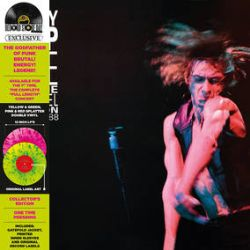 Iggy Pop - Live At The Channel Boston  (2LP) - Available for the first time, the full length concert at the Channel in Boston on 7/19/88. Package includes, OBI strip, Gatefold jacket and special printed inner sleeves with photos from the concert at The Channel in Boston. (RSD364)