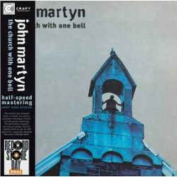 John Martyn - The Church With One Bell (LP) - John Martyn's 1998 album, featuring songs by Randy Newman, Dead Can Dance, Ben Harper, and Portishead, amongst others. Unavailable on vinyl since its original release. Half-speed mastered from the original tapes by Miles Showell at Abbey Road and pressed on 180-gram vinyl at QRP. (RSD320)