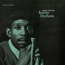 Kenny Dorham - Quiet Kenny (LP) - Classic 1959 album on New Jazz recorded by Rudy Van Gelder and featuring an all-star lineup including Tommy Flanagan, Paul Chambers and Art Taylor. ALL-ANALOG mastering from the original MONO tapes by Kevin Gray at Cohearent Audio, pressed on 180-gram black vinyl at RTI and housed in a tip-on jacket. (RSD249)