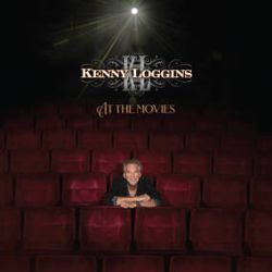 """Kenny Loggins - At The Movies  (LP) - This album collects, for the first time ever, Kenny Loggins' greatest soundtrack hits on vinyl, including """"Footloose"""", """"Playing With The Boys"""" (from the Top Gun soundtrack), """"Danger Zone"""" (from the Top Gun soundtrack) and """"Nobody's Fool (Theme From Caddyshack)"""" plus a newly recorded version of """"Playing With The Boys"""". (RSD316)"""