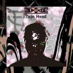 Kings X - Tape Head (LP) - First time on vinyl, 2000 copies, hand numbered, transparent pink vinyl. (RSD303)