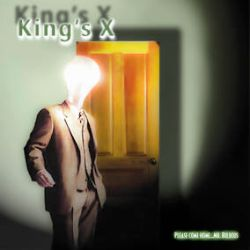 Kings X - Please Come Home... Mr. Bulbous  (LP) - First time on vinyl, 2000 copies, hand numbered, yellow vinyl. (RSD304)