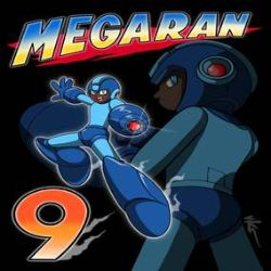 "Mega Ran - Mega Ran 9  (LP) - For the first time Mega Ran's iconic album ""Mega Ran 9"" will be available on vinyl with brand new album art from tattoo artist Inksworth. (RSD325)"