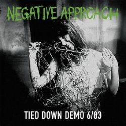 Negative Approach - Tied Down Demo (LP) - The original mix  - green vinyl 11 tracks. (RSD339)