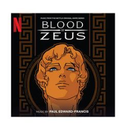 Paul Edward-Francis - Blood of Zeus (Music From the Netflix Original Anime Series)  (2LP) - The full score soundtrack, composed by Paul Edward-Francis, to the 2020 hit Netflix original anime Blood of Zeus. DEMONS red and black splatter. Limited to 2000 copies. (RSD253)