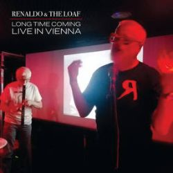 Renaldo & The Loaf - Long Time Coming: Live In Vienna (2LP) - Red/black splatter vinyl and white/black splatter vinyl. Pressed at 45 RPM. On June 16th, 2018, the adventurous UK avant-garde act Renaldo & The Loaf (first introduced to the world by The Residents through their label Ralph Records) took to the stage to perform their music live for the first time in their then thirty-eight year career! (RSD370)