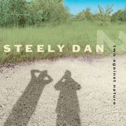 """Steely Dan - Two Against Nature (2LP) - Released in 2000 after a twenty year hiatus,  and charted at number 6 in the US and Canadian Charts, earned a platinum certification in the USA, and went on to win four Grammy Awards including the prestigious """"Album of the Year"""". Now released on vinyl for the very first time, skillfully cut by the album's original mastering engineer Scott Hull. 180gram double black vinyl with an etching on Side 4. Limited to 10,000 copies. (RSD388)"""
